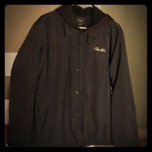 Primitive jacket black